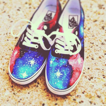 Women's Galaxy Authentic Lo Pro Vans