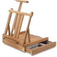 Jullian Plein Air Travel Box Table Easel - BLICK art materials