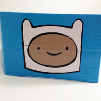 Finn The Human Adventure Time Duct Tape Wallet