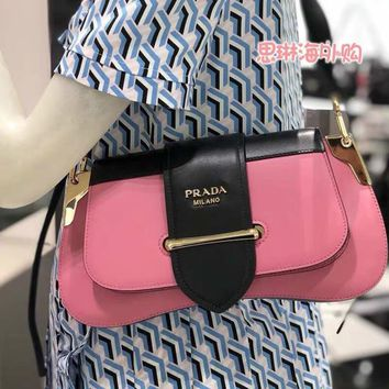 Top Quality prada Women Leather Tote Bag Shoulder Bag Messenger Bag Shopping Bag