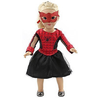 Spiderman Dress Clothes Fits 18'' American Girl Dolls