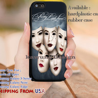 Pretty Little Liars TV Series iPhone 6s 6 6s+ 5c 5s Cases Samsung Galaxy s5 s6 Edge+ NOTE 5 4 3 #movie #PrettyLittleLiars dl10