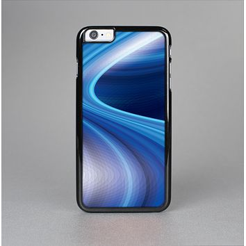 The Gradient Waves of Blue Skin-Sert for the Apple iPhone 6 Skin-Sert Case