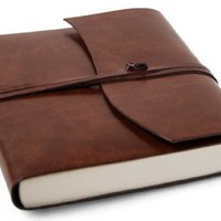 Romano Handmade Italian Recycled Leather Journal (13cm x 17cm)
