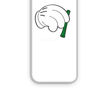 cocaine hands - iPhone 5&5s Case