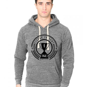 Hot Blood Second to None Pullover Hoodie