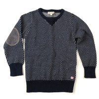 Appaman Oxford Sweater - Galaxy - FINAL SALE - Only size 8 left