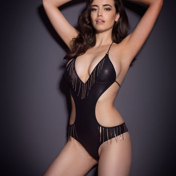 New In by Agent Provocateur - Lu-Lou Swimsuit