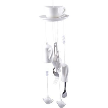Premium Teacup Wind Chime