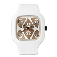 poop emoji Watch