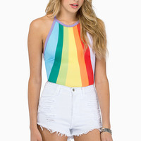 Taste My Rainbow Bodysuit $26