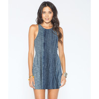 Billabong Women's Summer Sol Dress Tie Dye