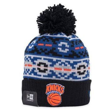 DCC3W RETRO CHILL KNIT HAT - KNICKS