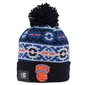ONETOW RETRO CHILL KNIT HAT - KNICKS