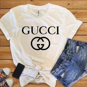MDIGON Gucci Girl - Womens clothing - Women shirts - women t-shirts - shirts for women