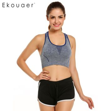 Fitness Removable Pads elastic top