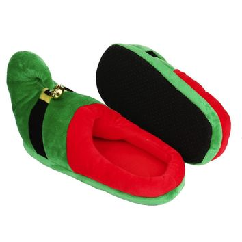 Christmas Slippers Shoes