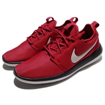 Nike Roshe Two 2 Gym Red Men Running Shoes Sneakers Trainers Nsw 48d0947f43
