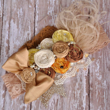 Carmen boutique couture headband