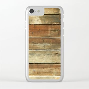 DRIFT Clear iPhone Case by Jessica Ivy