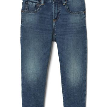 Superdenim Slim Jeans with Fantastiflex|gap