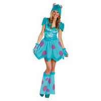 Ecom Monsters University Sassy Sulley Adult Costume-003