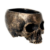 Skull Planter by Summit Collection