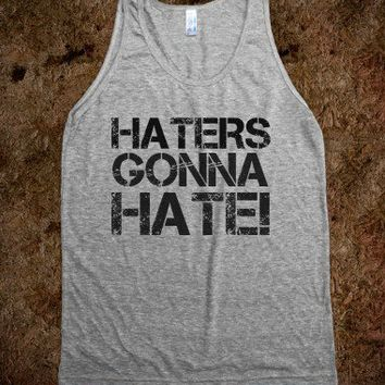 HATERS  - averagegatsby