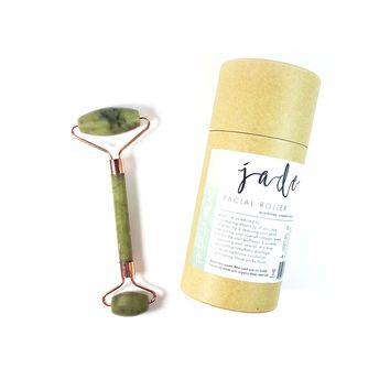 Honey Belle - ''Jade Facial Roller | Facial Beauty Tool | Skin Care