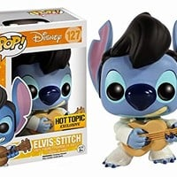 Funko Pop! Disney Elvis Stitch Exclusive #127