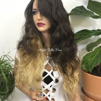 Lace Part Wig- Rolling Stone 218 8