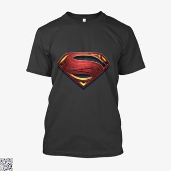 Superman Man Of Steel, Superman Shirt