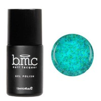BMC Cute Bright Teal UV/LED Sand Gel Nail Polish - Hawaiian Escape, Poha Picker - Walmart.com