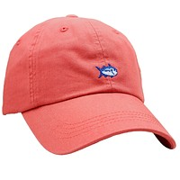 Mini Skipjack Hat in Coral by Southern Tide