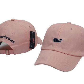 Vineyard Vines Women Men Embroidery  Sports Sun Hat Baseball Cap Hat