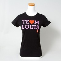 One Direction Team Louis T-Shirt | Claire's