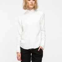 Assembly New York / Reverse Demi Collar Top