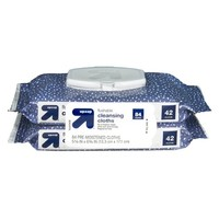 Flushable Moist Wipes - 84 ct - up & up™