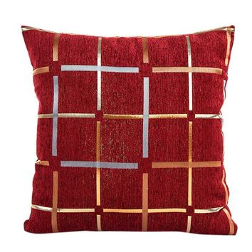 Luxury home decorative throw pillow covers