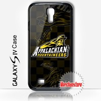 Samsung Galaxy S4 Case Appalachian State Mountaineers - S4 i9500 Cover