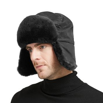 4654c9893 Best Black Trapper Hat Products on Wanelo