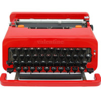 Olivetti Valentine Typewriter - Design by Etorre Sottsass - Red Typewriter - 1969