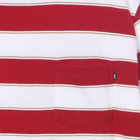 OBEY Alliance Stripe Pocket T-Shirt at PacSun.com