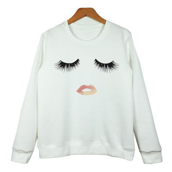 So Cute Sweater Sweatshirt for Women Gift 177