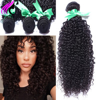 Rosa Hair Products Peruvian Virgin Hair Kinky Curly 3pc Bundles Curly Unprocessed Virgin Peruvian Hair Afro Kinky Curly Hair