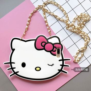 Hello Kitty Chain Case