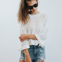 Summer Slicker Top