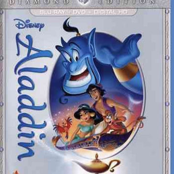 Aladdin-Diamond Edition (Blu-Ray/Dvd/Digital Hd)