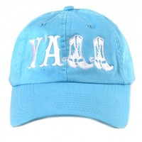 Katydid Y'all Women's Baseball Hat