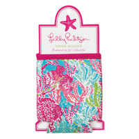 Drink Hugger in Let's Cha Cha by Lilly Pulitzer